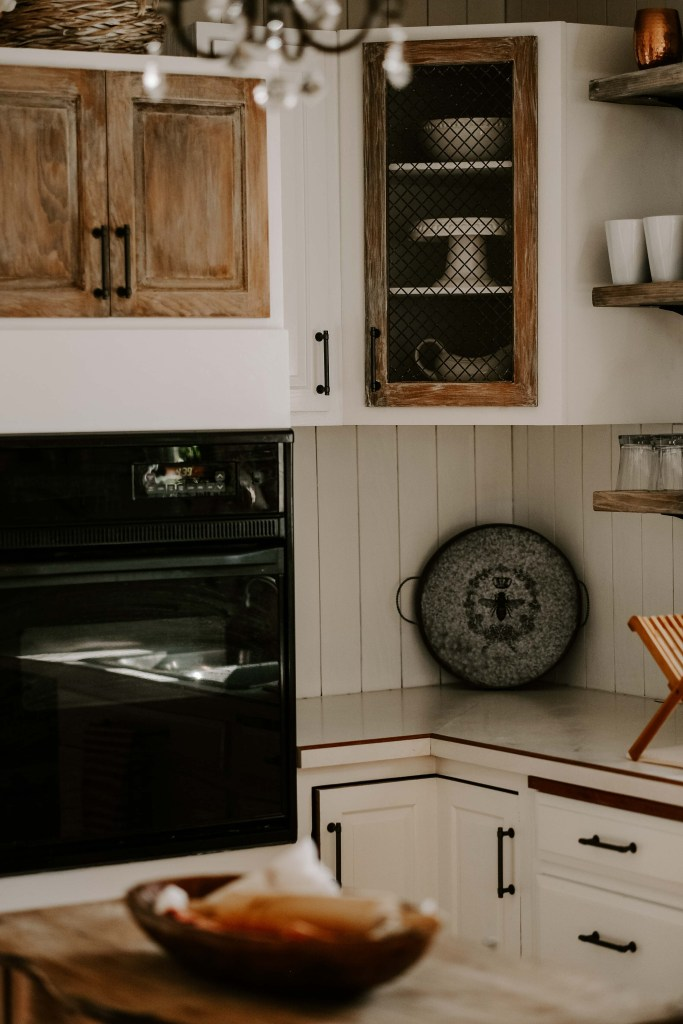 french country cottage inspired kitchen