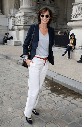 sunglasses outfit over 50