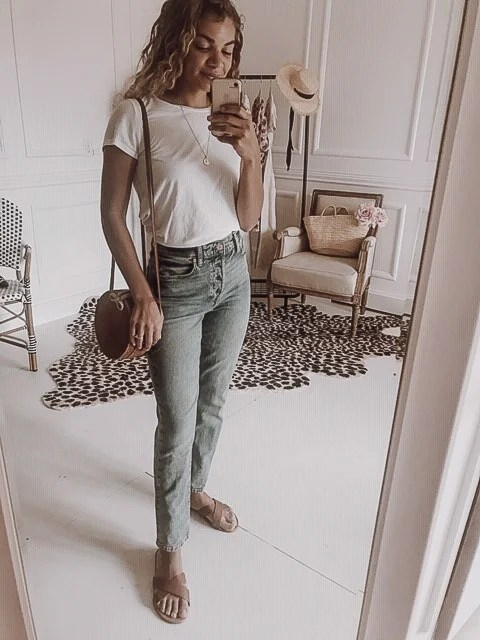 classic summer outfit