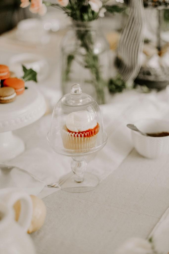 indoor tea party