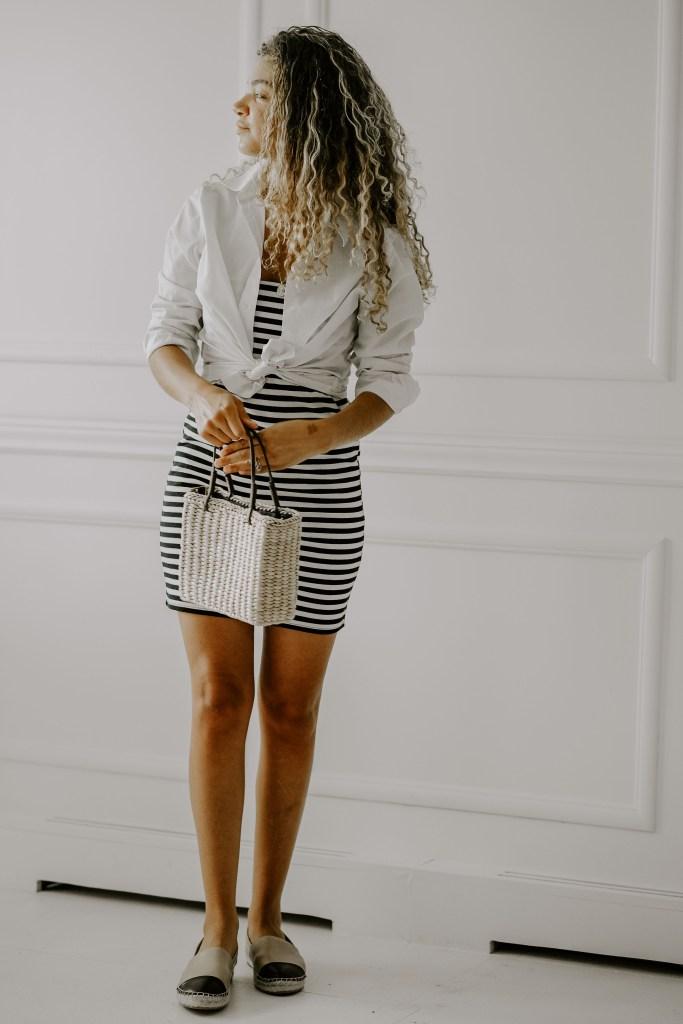 repurpose your skirt