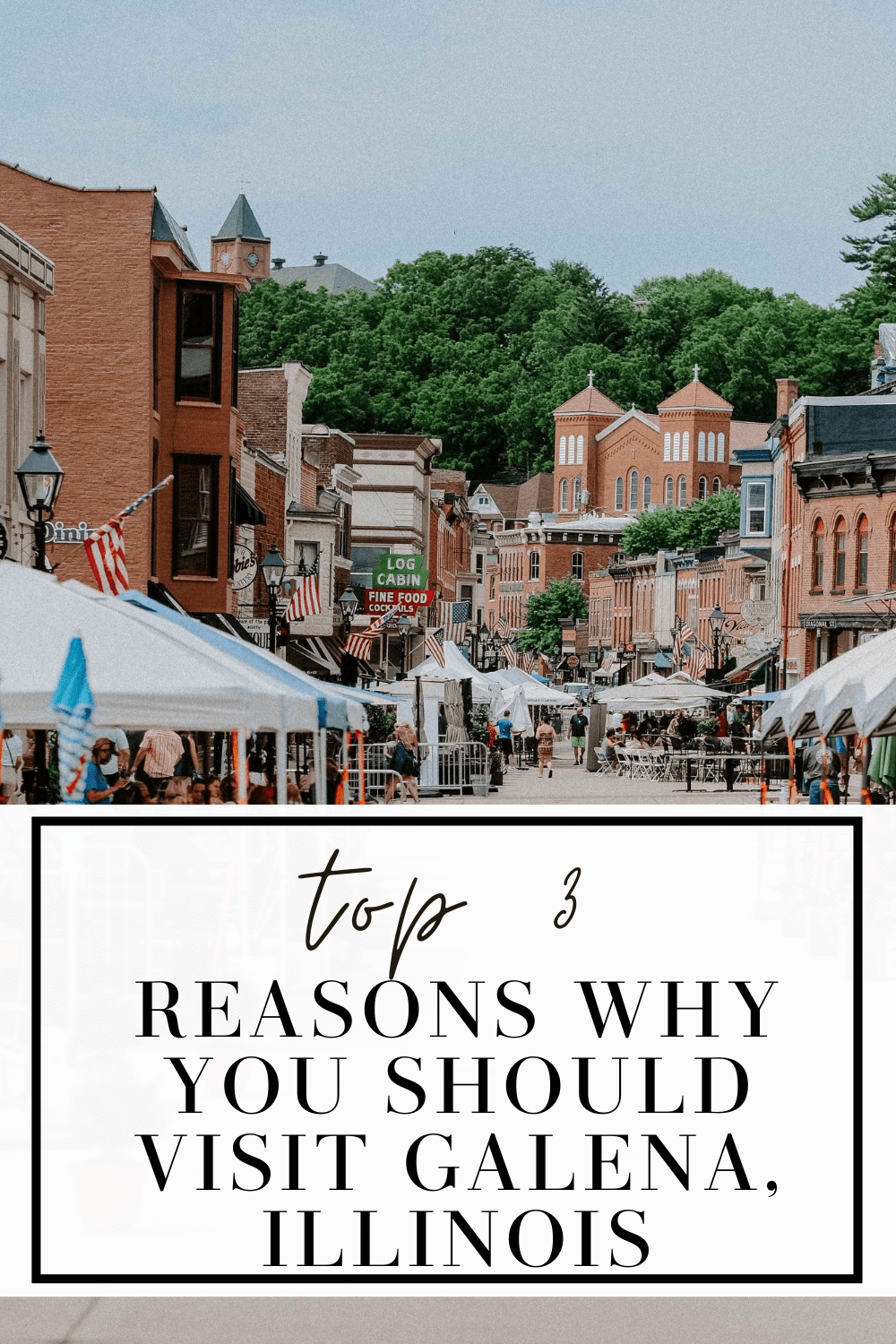 why you should visit galena il