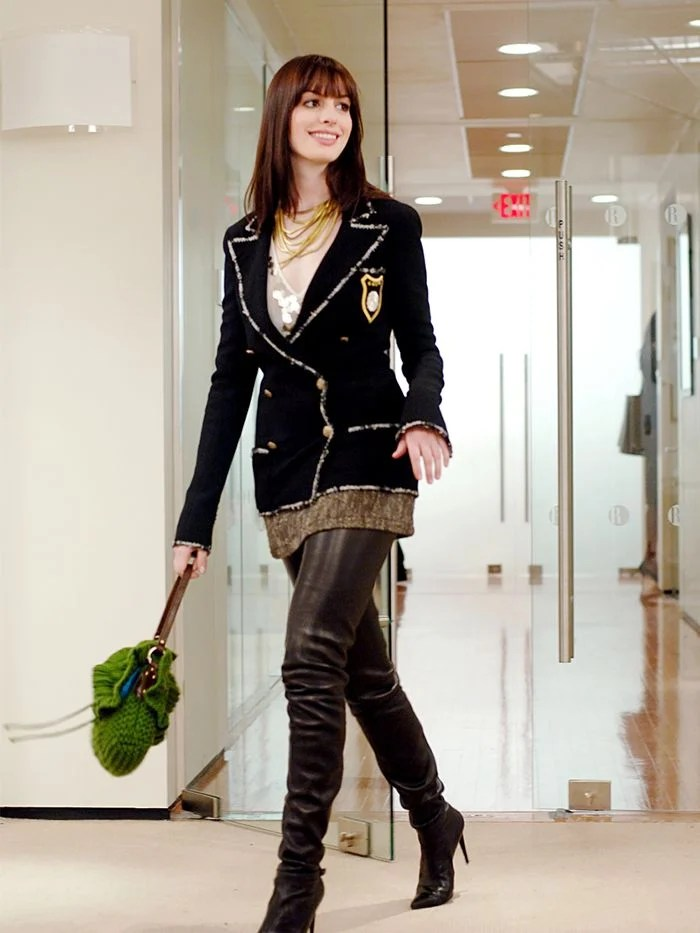 the devil wears prada outfit tips