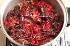 Spicy Crayfish Recipe Step3