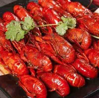 Spicy Crayfish Recipe Step5