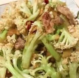 Stir fry Cauliflower Recipe9