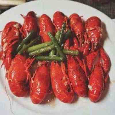 Chinese Crayfish in Brine Recipe