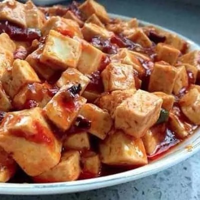 Chinese Spicy Hot Bean Curd Recipe