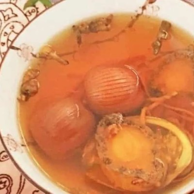 Abalone Soup With Cordyceps Flower Recipe