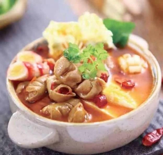 Chinese Chitterlings Hot Pot Base Recipe 1