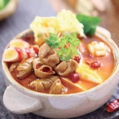 Chinese Chitterlings Hot Pot Base Recipe