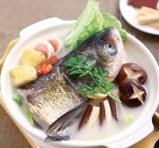 Fish Head Hotpot Base Recipe