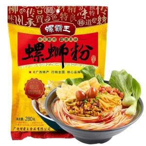 Instant Spicy River Snails Rice Noodle LuoSiFen 1