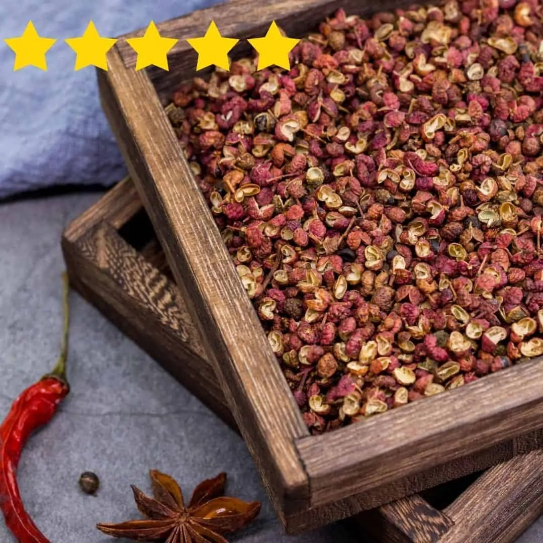 Sichuan pepper taste review