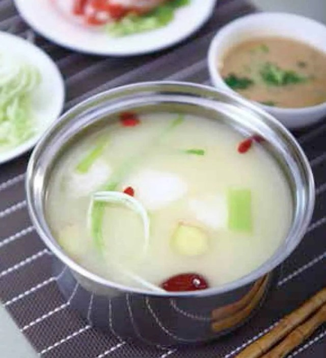 Simple Hen Soup Hot Pot Base Recipe 1