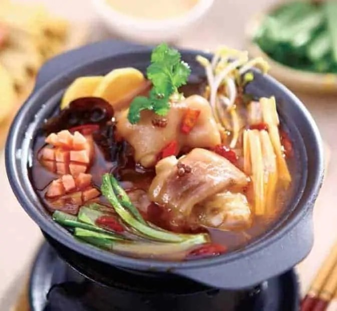 Spicy Pork Trotters Hot Pot Base Recipe