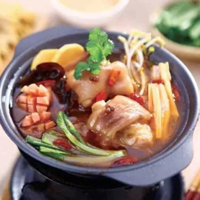 Spicy Pork Trotters Hot Pot Base Recipe