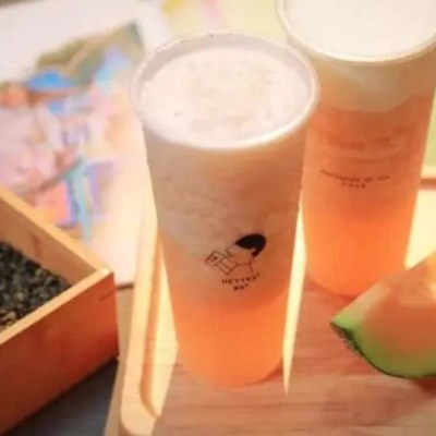 Honeydew Melon With Oolong Fruit Tea Recipe 1