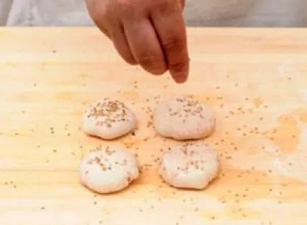 Chinese Sesame Paste Pancake Recipe step3
