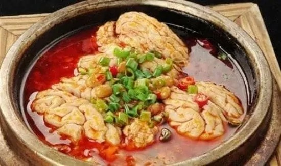 Sichuan Porks Brains