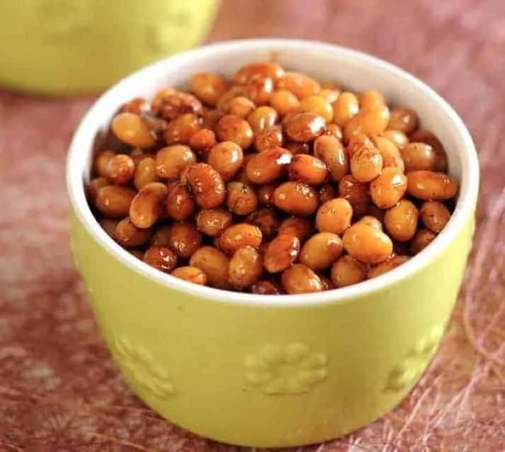 Five-SpiceFlavour Soybean Recipe