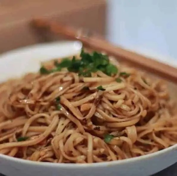 Hot and Spicy Dried Noodle Recipe