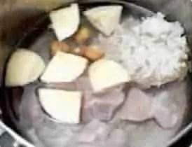 Apple Lean Pork Soup Recipe step3