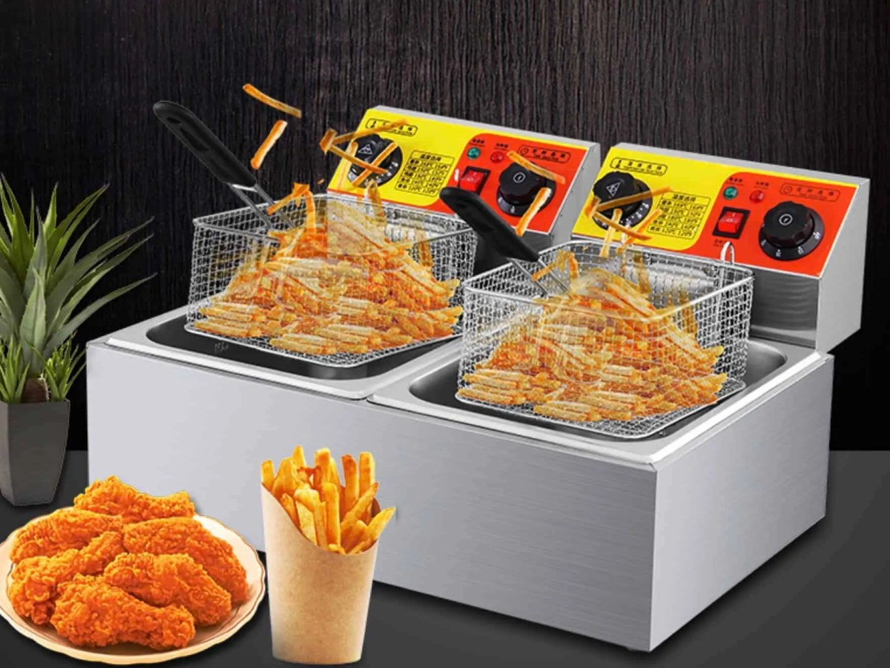 How to Choose the Best Deep Fryers