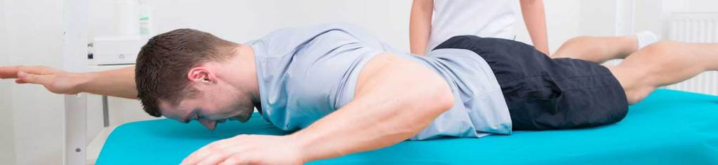 chiropractic and physiotherapy exercise and treatment for neck and back pain
