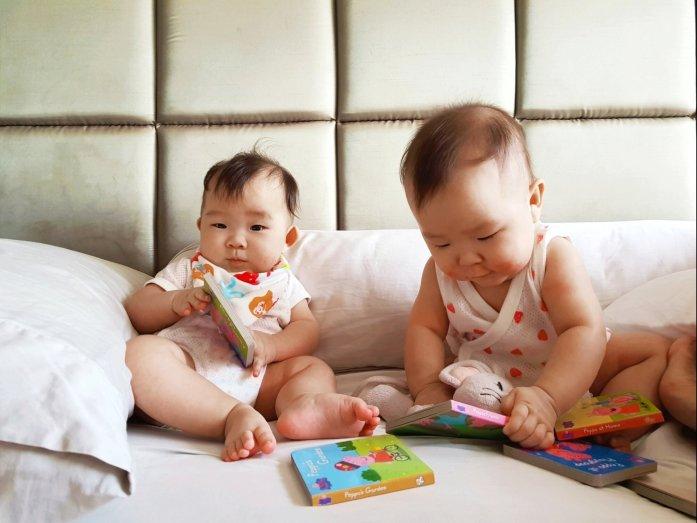 6 months babies