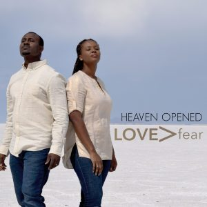 Love > Fear album cover