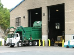 The borough has preliminarily joined with the Capitol Region Council of Governments to form a new solid waste authority in anticipation of the CRRA contract's expiration in 2012.