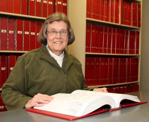 Town Clerk Sophie Morton is retiring after 28 years in Naugatuck.