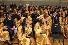 Woodland Regional High School's Class of 2011 graduated June 23.