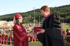 The Naugatuck High School class of 2011 graduated June 27.