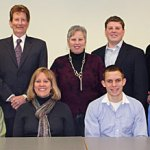 The Naugatuck Education Foundation board