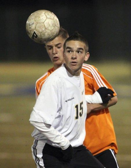 NVL boys soccer championship Tuesday night - RA