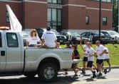 The Special Olympics' Law Enforcement Torch Run took place last week prior to the Special Olympics Summer Games last weekend. The torch run raises funds and awareness for the Special Olympics.