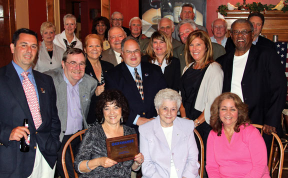 The Exchange Club of Naugatuck was recently chosen as the best club in District IV by the Connecticut District Exchange. The club provides scholarships and works for the prevention of child abuse. The club meets the first and third Tuesday of the month at Jesse Camille's Restaurant. -CONTRIBUTED