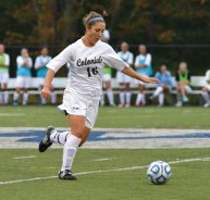 Woodland grad Cecelia Dias earned All-Little East Conference First Team honors for Western Connecticut State University. –WCSU