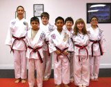 Sokol's Taekwondo in Naugatuck held a rank testing Dec. 1. At the testing, Lindsey Schulte achieved the rank of first degree black belt. –CONTRIBUTED