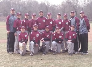 The Naugatuck Travel Baseball Koufax team won the WOAC Spring Fling tournament this past weekend. The team lost to Watertown, 3-0, before beating Burlington, 14-10, Cheshire, 11-7, Watertown, 14-1, and Overlook, 18-10, in the championship game. Fran Phelan was the winning pitcher and Pat Browne added 3 hits in the championship. Team members are Tyler Deitelbaum, Brandon Papp, Corey Plasky, Connor White, Mike Plasky, Joe Kwaak, Steve Marinaro, Corey Grohs, Fran Phelan, Andew Gentile, Pat Browne, Chris Flynn, manager Rick Plasky, and coaches Ron Plasky and Chris Bisson. -CONTRIBUTED