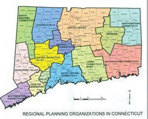 A bill making its way through the General Assembly would require the state's 14 regional planning organizations to consolidate by Jan. 1, 2015. Many town officials oppose the idea.