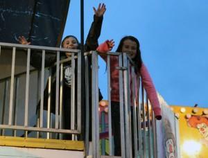 Rain couldn't dampen opening night of Beacon Hose Company No. 1's annual Firemen's Carnival June 6. –ELIO GUGLIOTTI