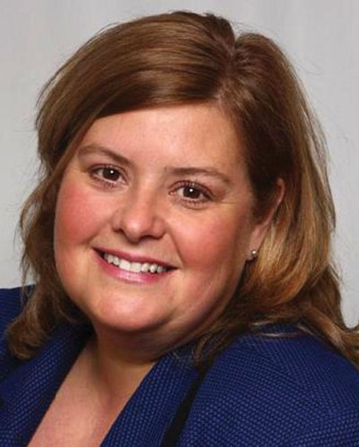 Christine Koster of Naugatuck has named vice president of business banking at Naugatuck Savings Bank. Koster joined the bank's commercial lending department where she will work closely with local businesses to assist them in managing their finances. Prior to joining Naugatuck Savings Bank, Koster worked for 15 years in the business banking group at RSB-Citizens Bank where she was responsible for building relationships with the bank's business clients in both New Haven and Fairfield Counties. Koster began her banking career in Southampton, N.Y., before she and her husband, Peter, moved to Connecticut in 1994. –CONTRIBUTED