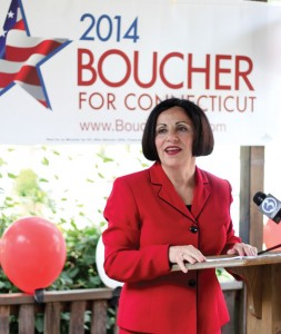 State Sen. Toni Boucher (R-26), a Naugatuck High School graduate, announced this week she will not become a candidate for governor. –FILE PHOTO