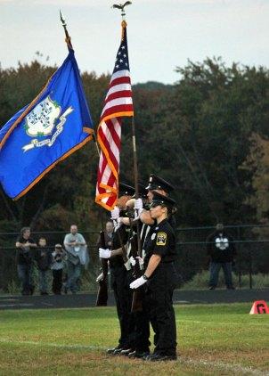 Woodland defeated Naugatuck, 25-22, in a Copper Division showdown Oct. 4 in Beacon Falls. –ELIO GUGLIOTTI