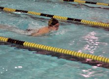 The Woodland girls swim team finished fifth at the NVL meet Nov. 2. -FILE PHOTO