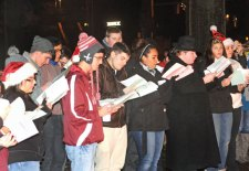 Naugatuck's 10th annual Holiday Kickoff was held Dec. 9 on the Town Green. –LUKE MARSHALL