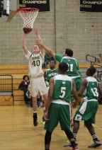 Wilby held on to defeat Woodland, 53-52, Jan. 17 in Beacon Falls. –ELIO GUGLIOTTI
